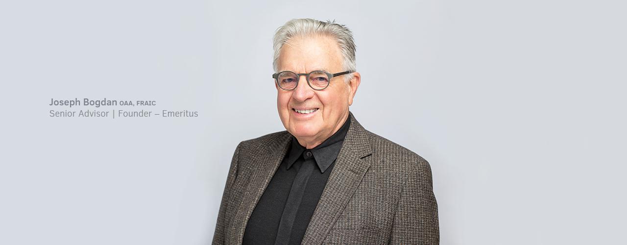Joseph Bogdan - Bio Image