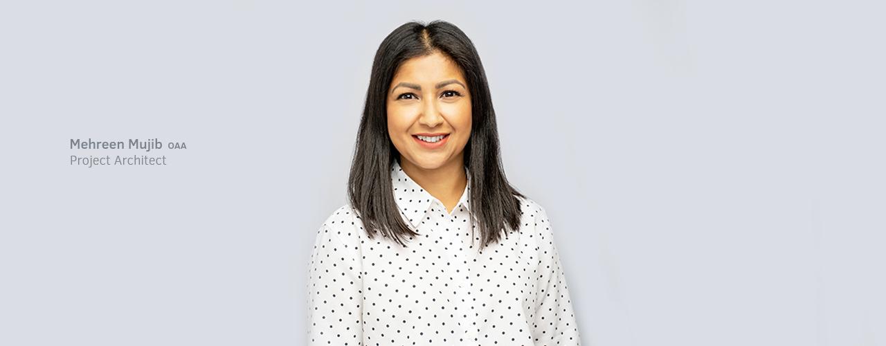 Mehreen Mujib - Bio Image