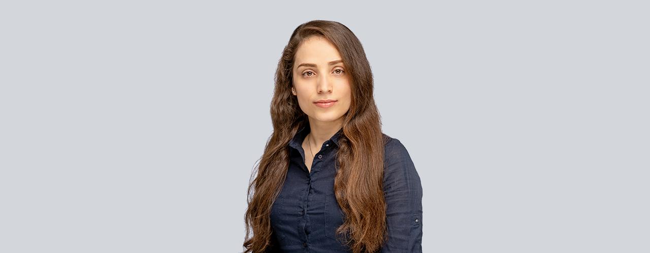 Mahdieh Mousavi - bio image