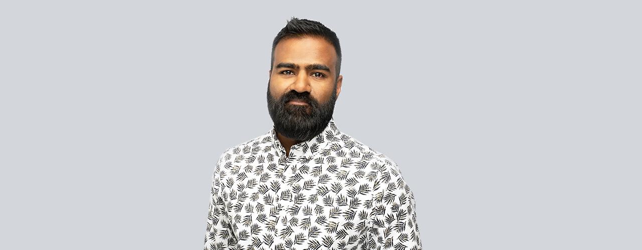 Sajith Sabanadesan - bio image